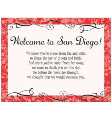 destination wedding welcome letter postcard1