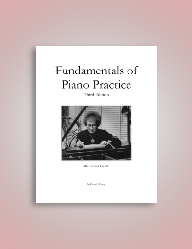 detailed piano lesson