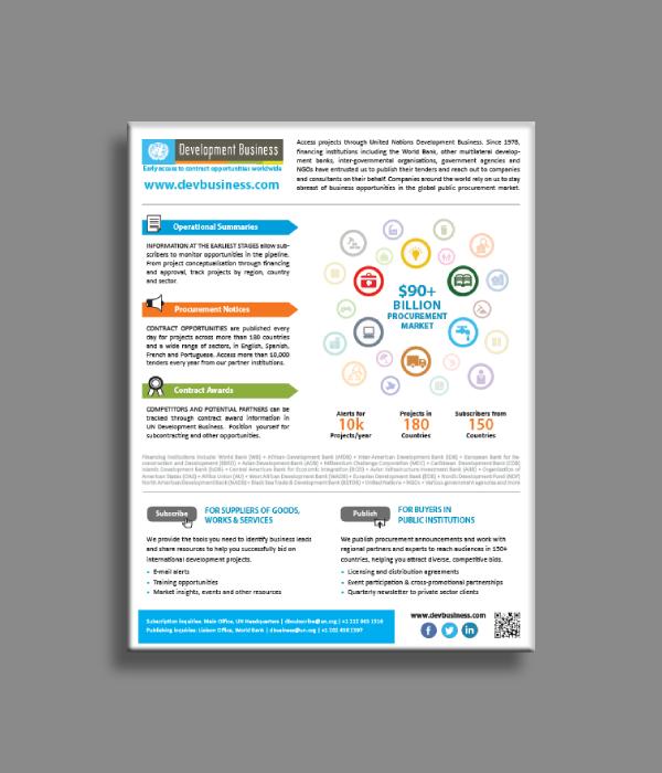 development business media kit