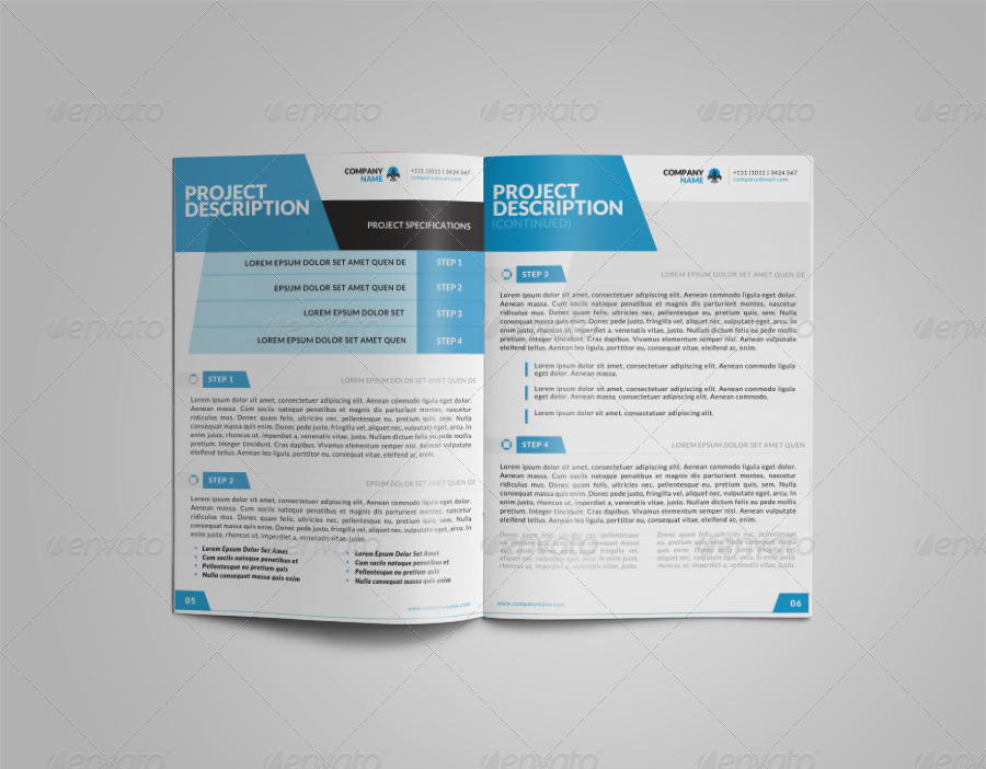 editable real estate proposal template