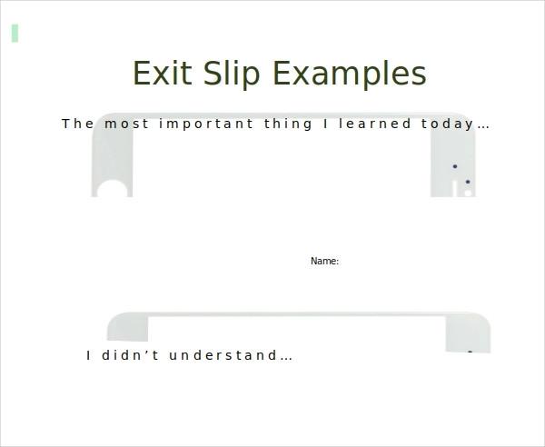 exit ticket2
