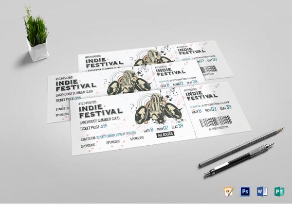 festival concert ticket1