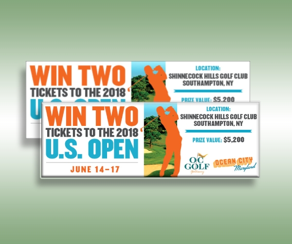 golf us open ticket
