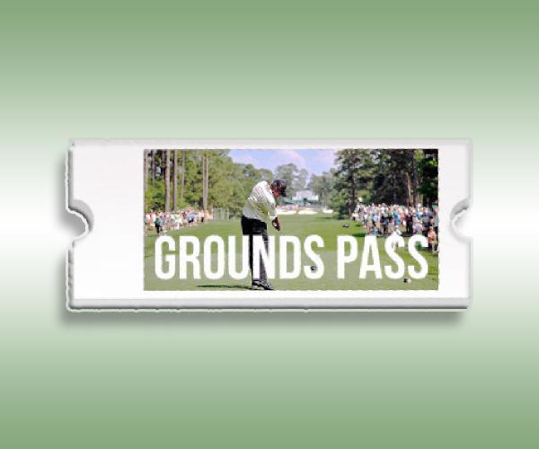 golf week pass ticket