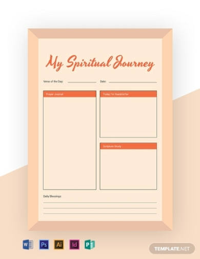 inspirational journey journal