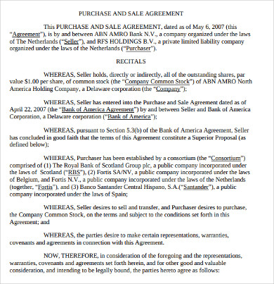 intellectual property sale agreement