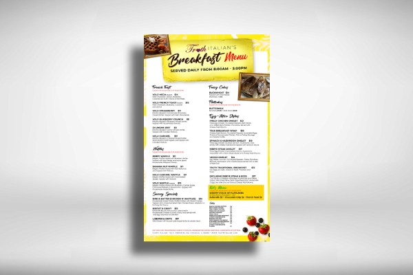 italian breakfast menu1