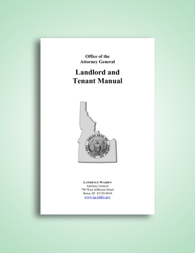 landlord tenant guidelines and checklist