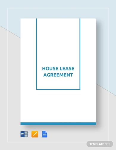landlord tenant house lease agreement