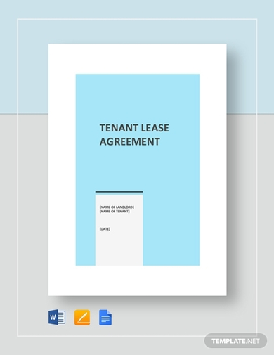 landlord tenant lease agreement1