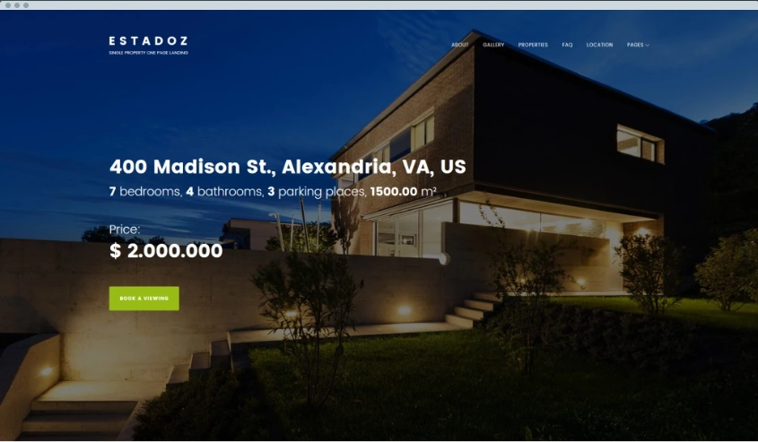 luxury property management wordpress template1