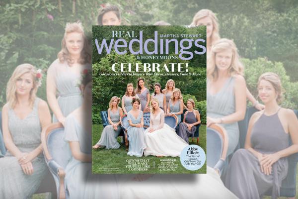 martha stewart weddings wedding magazine