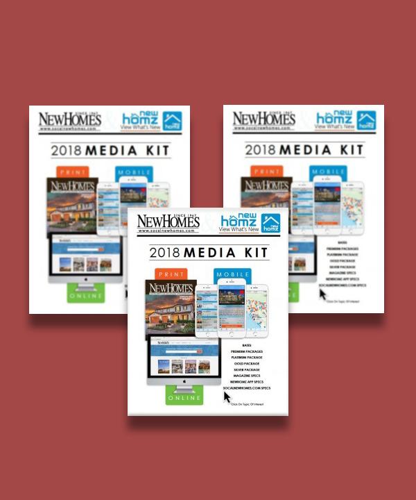 new homes magazine media kit