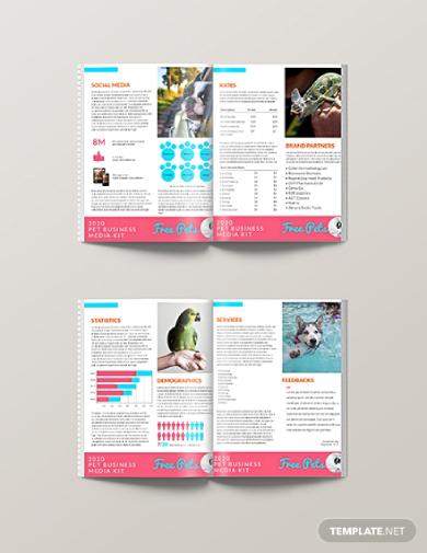 pet business media kit