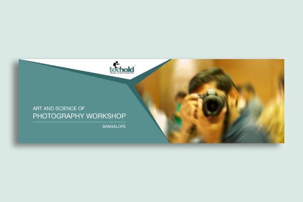 photography workshop banner