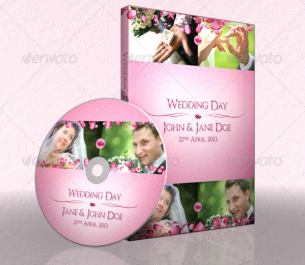 pink wedding dvd cover