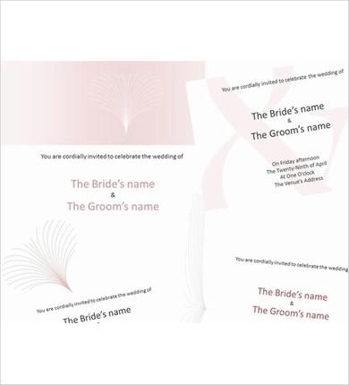 pink wedding presentation1