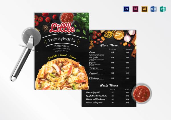 printable pizza menu1