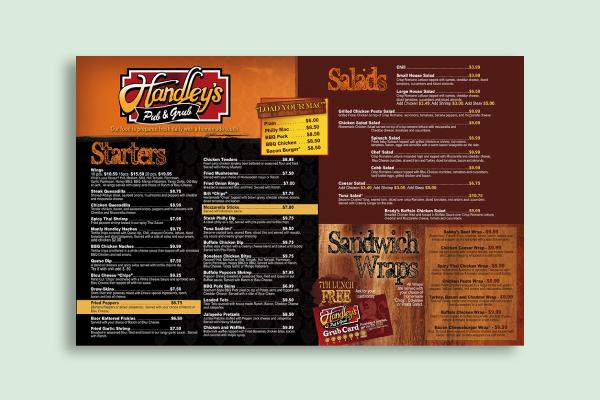 pub grub menu1