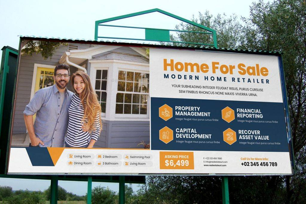 real estate billboard signage 1024x683