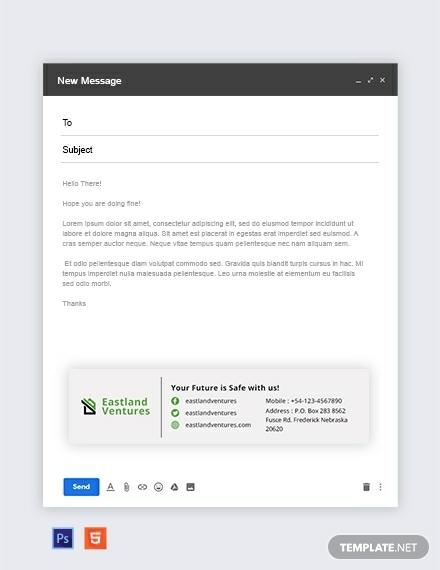 real estate company email signature1