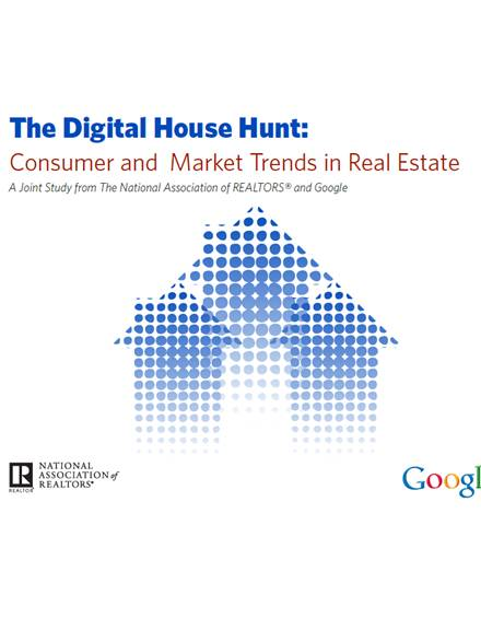 real estate digital house hunt study