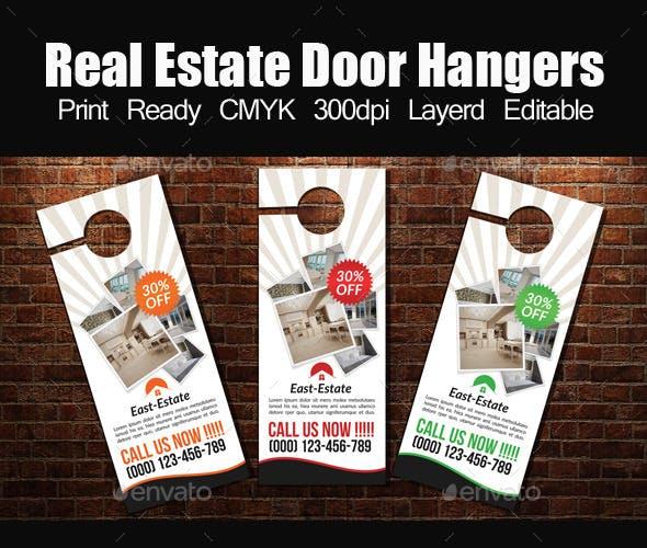 real estate neighbor door hanger template
