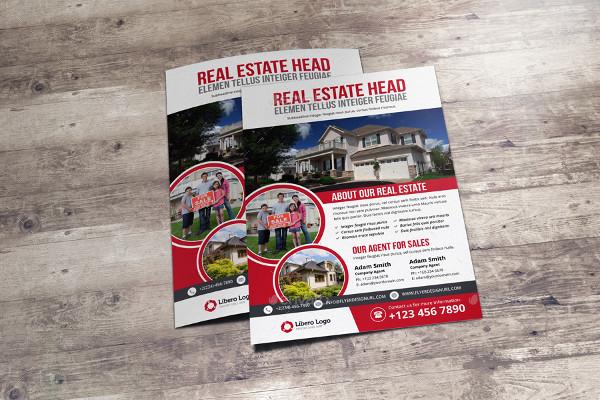 real estate property flyer for rent