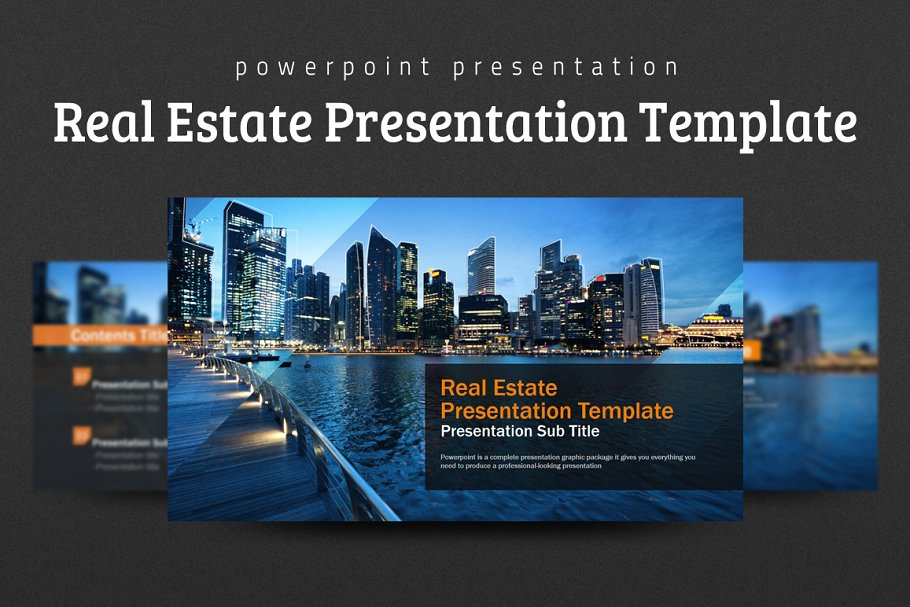 real estate proposal presentation