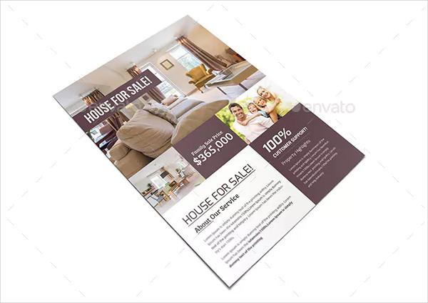 real estate rental flyer sample1