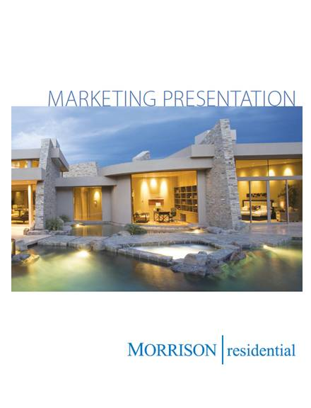 real estate video marketing listing presentation