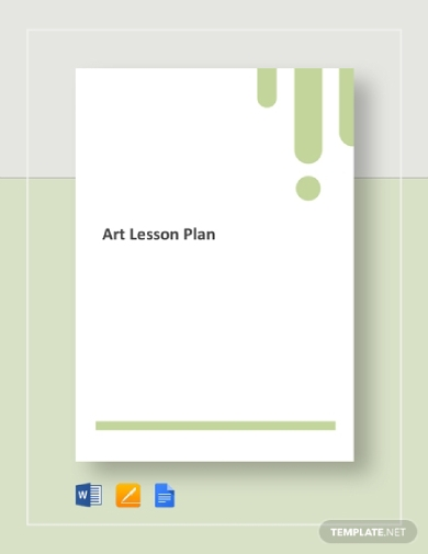 simple art lesson plan