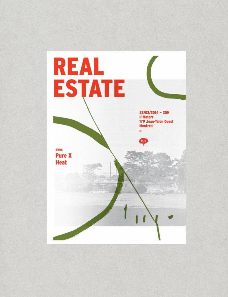 simple real estate concert poster 788x1024