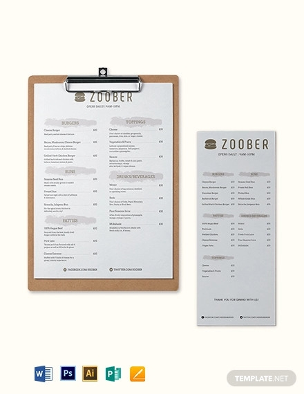 slider station burger menu template
