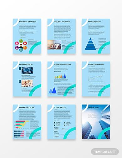 small business media kit