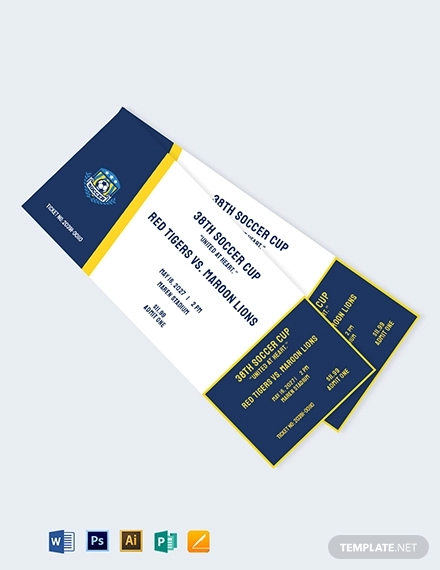 Football Ticket Template Free Download from images.examples.com