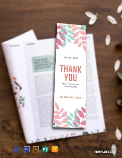 thank you bookmark1