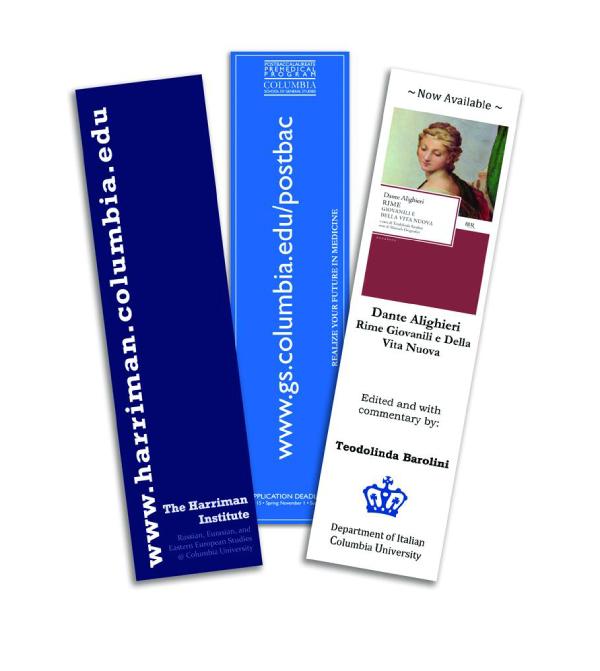 university bookmark