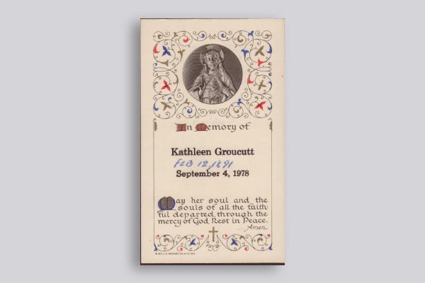 vintage funeral card1