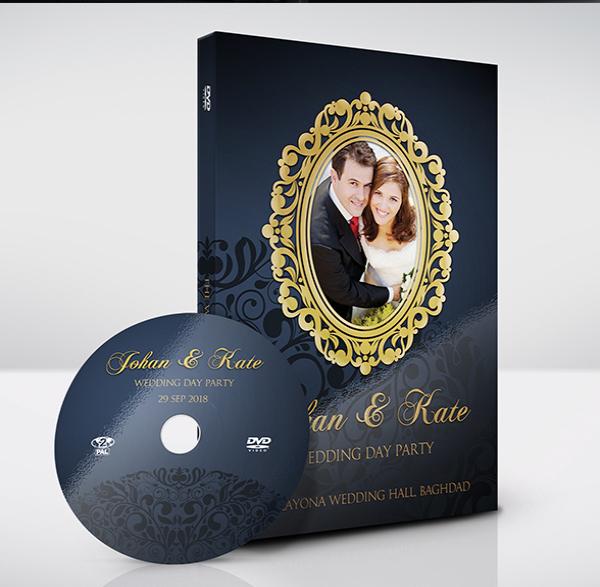 vintage wedding dvd cover1