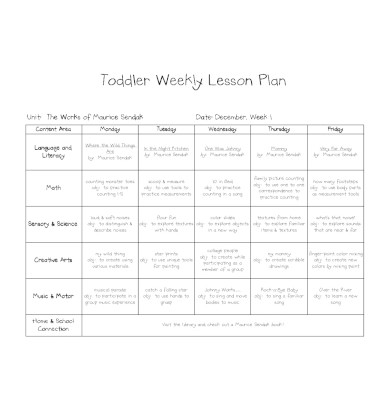weekly lesson plan for toddlers1