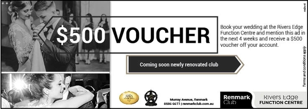 wedding function voucher