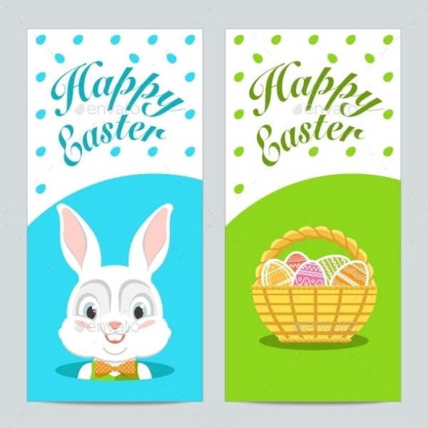 adorable easter brochure