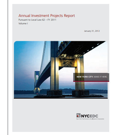 annual investment real estate project report