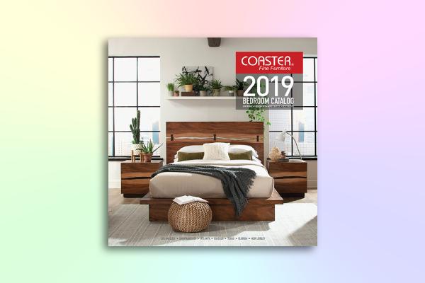 bedroom advertising catalog
