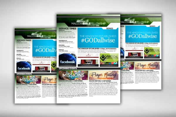 bible fellowship church newsletter