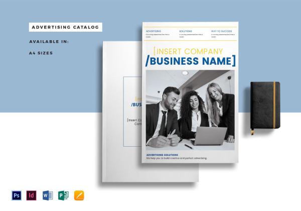business advertising catalog