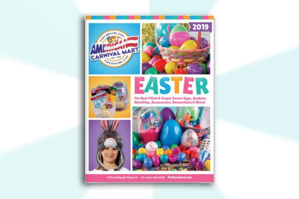 carnival easter brochure