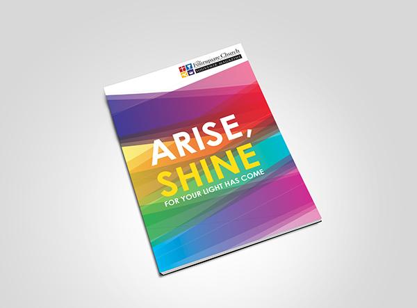 church souvenir magazine
