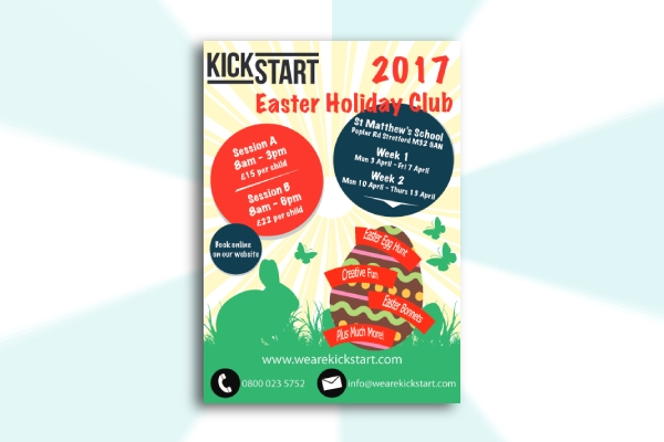 club easter brochure